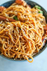 Sauce for asian noodles