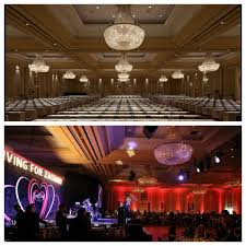 Chantilly Design And Events This Past February The Hilton Anatole Chantilly Ballroom Was