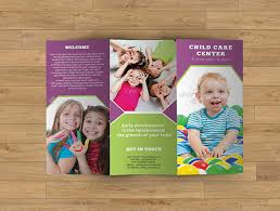 baby pamphlets 17 child care brochures free psd ai indesign vector eps format