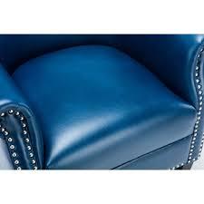 Leder Stuhl Leder Club Sessel Und Hocker Grün Leder Stuhl