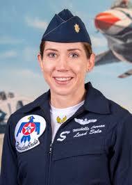 Michelle Curran   U.S.A.F. Thunderbirds