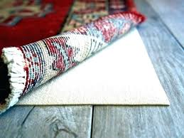 area rug pad for hardwood floor pads wood floors luxury carpet grips wooden damage charming best area rug pad for hardwood floor