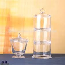 clear glass cookie jars 3 tier clear glass cookie jar clear glass cookie jar vintage