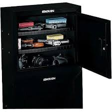 stack on pistol ammo security cabinet with 2 shelves 56 99 free pickup or free s h over 35