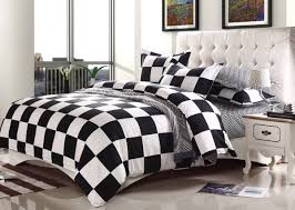 black check bedding bedding set black and white check fascinating and buffalo check flannel duvet cover