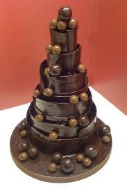 Chocolate Wedding Cakes Pictures Idea In 2017 Bella Wedding