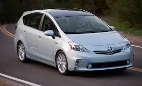Toyota Prius V Reviews | Toyota Prius V Price, Photos, and Specs ...