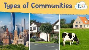 Your Community Types Of Community Kids Academy School