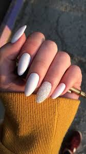 Amazing Nails Color Ideasi Adore Almondacrylicnails Nails V