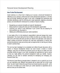 personal development plans sample 69 personal plan examples samples