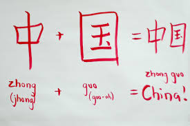 How To Write Chinese How To Say China In Chinese 3 Steps With Pictures Wikihow