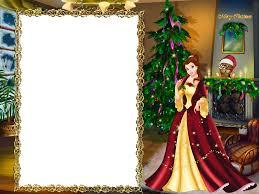 Christmas Photo Frames For Kids Christmas Princess Transparent Kids Photo Frame Gallery