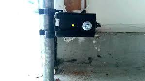craftsman garage door opener safety sensor yellow light luxury l b ca creative chamberlain garage