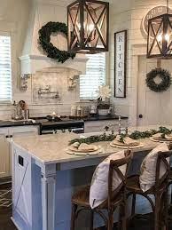 41 Trendy Rustic Winter Kitchen Decoration Ideas After Christmas Decorgan