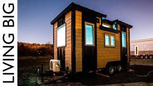youtube tiny house. Living Big In A Tiny House: Our Traveling Home North America Youtube House