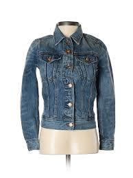 J Crew Men S Shirt Size Chart Details About J Crew Women Blue Denim Jacket Xxs Petite