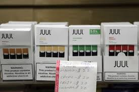 A Price Desperate Marlboro Juul Maker - Paying Is For Wsj