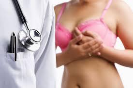 симптоматика рака груди