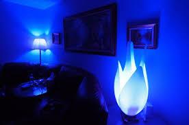 Flower Lamp Pillow Room In 2019 Colored Light Bulbs Light