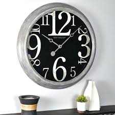 amp tilt wall clock firstime manufactory red relic wall clock