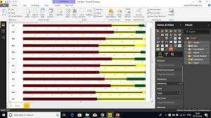 Power Bi Kpi Create Power Bi Kpi Visuals Key Performance