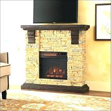 ember hearth electric fireplace parts media console