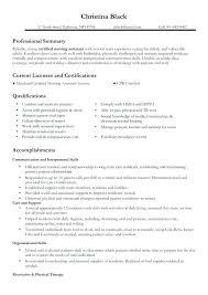 Resume Samples For Nursing Students Resume Examples Nurse Resume