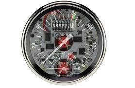 10 Pulse Speedometer Calibration Chart Classic Instruments Revolutionary Zeus Technology Hot Rod