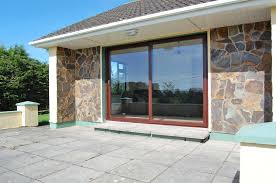 sliding patio doors pvc and alu clad
