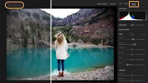 Photo Edit Get Started With Lightroom On The Web Adobe Photoshop Lightroom