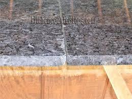 repairing chip in granite countertop granite chip repair