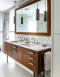 modern bathroom lighting ideas younited co with regard to mid century decor 19