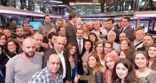 Image result for موظفو تلفزيون المستقبل