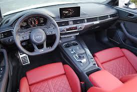 2018 audi s5 interior. interesting audi 2018 audi s5 cabriolet 30t interior with audi s5 interior