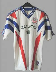 Hansa rostock were founded in 1965 and are one of the most successful clubs from the old east germany. 90er Vintage Hansa Rostock Daewoo Trikot Ts223 Retro Star De Camisas De Futebol Camisa Esportes