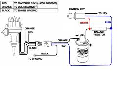 ignition coil ballast resistor wiring diagram agnitum me wiring a coil and distributor at Coil Wiring Diagram