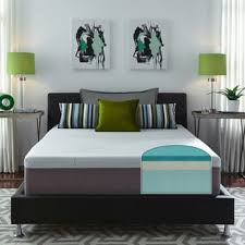bed room. Shop Slumber Solutions Choose Your Comfort 14-inch Queen-size Gel Memory  Foam Mattress - Free Shipping Today Overstock.com 8600007 Bed Room I