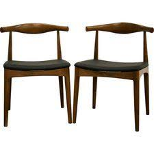 justin dining chair set of 2