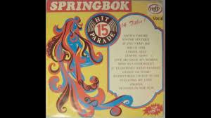 Springbok Hit Parade Vol 15 Everything I Want To Do 1974