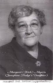 Margaret Mable Kirk Morris (1887-1962) - Find A Grave Memorial