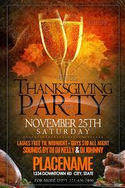 thanksgiving party flyer thanksgiving party flyer template hotflyers net blog