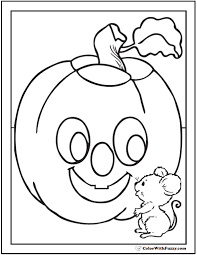 Small Picture 72 Halloween Printable Coloring Pages Customizable PDF