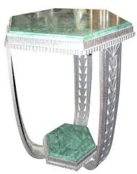 art deco glass coffee table art ironwork marble topped table art deco glass top coffee table