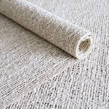 rug pad usa nature's grip ecofriendly jute  natural rubber non