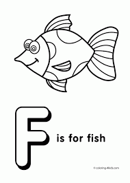 letter f color pages letter f coloring pages of alphabet f letter words for kids 178110