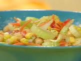 celery succotash