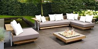 wood outdoor sectional. Fine Sectional Wood Outdoor Sectional Sofa Reclaimed  Intended Wood Outdoor Sectional