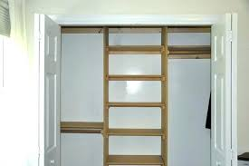 easy track closet kit reviews closets also plus pantry starter 4 to 8 foot organizer easy track closet kit hanging tower white wood deluxe starter