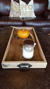 wood serving tray home decor farmhouse