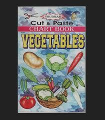 Vegetables Chart Chart Book Vegetables